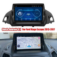 """9""""For 13-17 Ford Kuga Escape Quad Core Android 9.1 Radio Stereo BT FM GPS Player"""