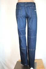 Vintage MARITHE FRANCOIS GIRBAUD Women's Size 30 Adjustable Leg Jeans GUC