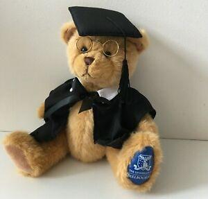 University of Melbourne Graduation Bear 35cm