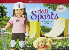 American Girl Truly Me - Doll Sports : Make Your Doll an All-Star! Book Kit NEW