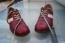 PAUL GREEN Damen Schuhe Schnürschuhe Sneaker Gr.5,5 /  39 Leder bordeaux TOP #8