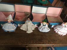"Madame Alexander 8"" Doll Lot Netherlands Argentine Austria Panama"
