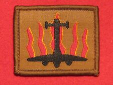 BRITISH MILITARY WW2 5TH ANTI AIRCRAFT DIVISION FORMATION PATCH BADGE