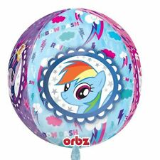 40.6cmcm My Little Pony Orbz Foil Balloon Birthday Party Occasions