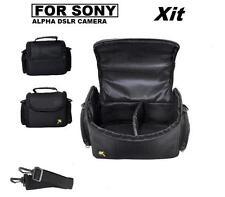 Carrying Case For Sony Alpha A550 A500 A450 A390 A380 A350 A290 A99 A77 A65 A55