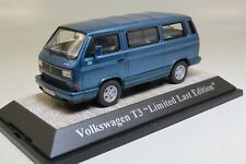 """Volkswagen T3 """"Limited Last Edition"""" Limited Edition 600 Pcs 1:43"""