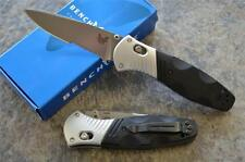 Benchmade 581S Barrage Spring Assisted Knife w/ M390 Steel Blade & Axis Lock