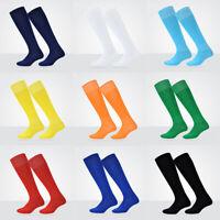 Men Cotton Sport Football Soccer Long Socks Baseball Hockey Knee High Socks