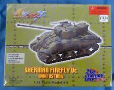 21st Century Toys Sherman Firefly 1:32 Scale Model Kit