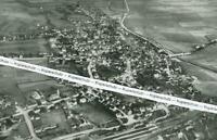 Gunzenhausen : Luftbild der Stadt - um 1930     W 2-22