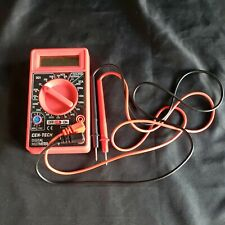 Cen Tech Digital 7 Function Multimeter