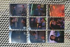 BABYLON 5 'The River of Souls' R1-R9 Complete Trading Card Set Skybox 1998