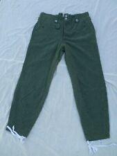 ww2 German m43 wool trousers
