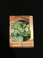 Bakugan Altair Character Metal Gate Card 20/48q