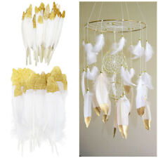 50PCS Real Goose Feather For Centerpiece Home Party Decor Baby Shower Decoration