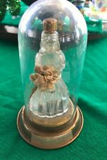 Yesteryear Babs Creation Perfume Bottle With Glass Dome