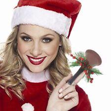 Campana Campanella di Babbo Natale Decorazione Natalizia Altezza 65mm Campanello