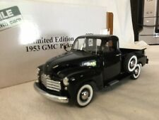 1:24 Danbury Mint Limited Edition 1953 GMC Black Pickup Truck
