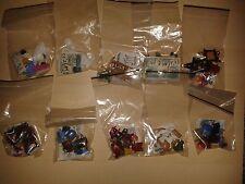 Ü-Ei Überaschungsei 10x Spielzeug Bausätze komplett mit Bpz aus Sammlung K.2