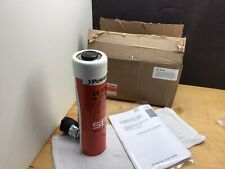 "SPX Power Team C156C Hydraulic Cylinder RC156 15 Ton 6"" Stroke NEW!"