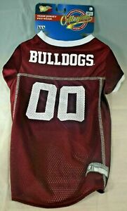 NCAA - Mississippi State Bulldogs Team Jersey (Pet, Dog) Large