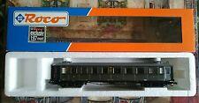 Roco H0 44532 Schnellzugwagen ABC4ü 1./2./3. Kl. DR Stuttgart 14982 -OVP-