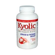 Kyolic Formula 101 Aged Garlic Extract Stress and Fatigue (200-Capsules)