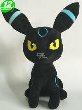 BIG 30CM 12 inches Pokemon  Shiny Umbreon Plush Stuffed Doll Soft PNPL7275