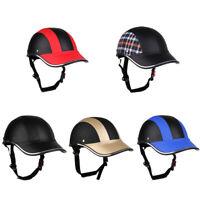 Sport Hard Cap Beanie Fahrradhelm Reiten Motorradhelm Kopfbedeckung