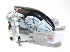 """GI Joe ROCKSLIDE A.T.A.V.  with Snow Job 3.75"""" Toy Figure  Rise of Cobra"""