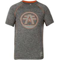 AMERICAN FIGHTER Mens T-Shirt CLEARWATER Athletic BLACK REFLECTIVE Biker $45