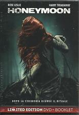 Honeymoon (2013) s.e. DVD+BOOK