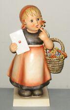 "New ListingVintage Large 13"" Hummel Figurine ""Meditation"" Hum 13/V Trademark 3 / No Box"