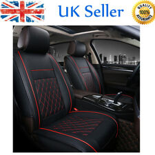 1pc Car Luxury PU Leather Support Pad Universal Car Seat Cushion Car Accessories