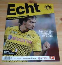 Neues AngebotProgramm Borussia Dortmund - FC Bayern München 11.04.2012 - 2011/2012 - 1.Liga