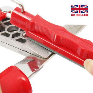 UK Professional Sharpener Kitchen Sharpening System Fix-angle with 5 Stone