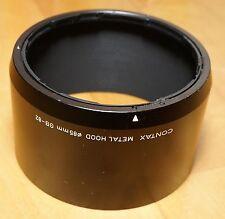 CONTAX N1 NX N Digital Camera Metal Lens Hood GB-82 for Planar 85/1.4
