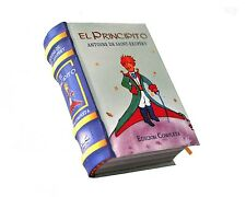 The Little Prince in Spanish Principito Miniature Book hardbound color pages