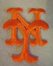 NEW YORK METS PATCH  Embroidered Iron on SALE ON THIS ITEM NOW