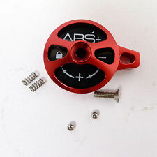 mr-ride MANITOU R7 fork ABS+ MANUAL Lockout Assembly Kit Red