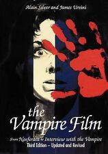 NEW The Vampire Film: From Nosferatu to Bram Stoker's Dracula - Third Edition