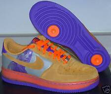 Nike Air Force One 1 Premium Shoe Size 4 $110 Value!