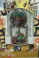 Wizard of Oz Anniversary Clock Dorothy Cowardly Lion Tinman Scarecrow Xmas Gift