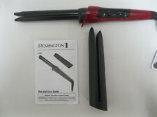 """Remington Curling iron & Straightener 1""""CURLING WAND (GET 4 STYLES 1 TOOL)Ci96R1"""