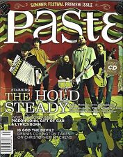 PASTE - The HOLD STEADY - May 2007 Issue / Magazine Only (No CD)
