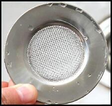 Bathroom Basin Kitchen Sink Strainer BUY 2 GET 1 FREE Bath Plug Hole Bath Filter