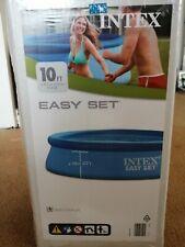 intex 10ft easy set swimming pool BNIB