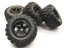 X-MAXX Wheels & Tires (8s Factory Glued Assembled (set 4 NEW Traxxas 77086-4