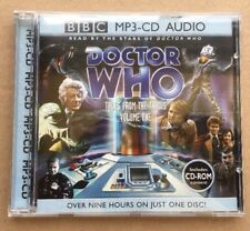 Doctor Who - Tales From The Tardis Volume One MP3 Cd Soundtrack Ultra Rare!