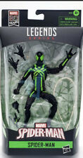 "MARVEL Legends ""Big Time"" Spider-Man Black & Green Suit 80th anniversary"